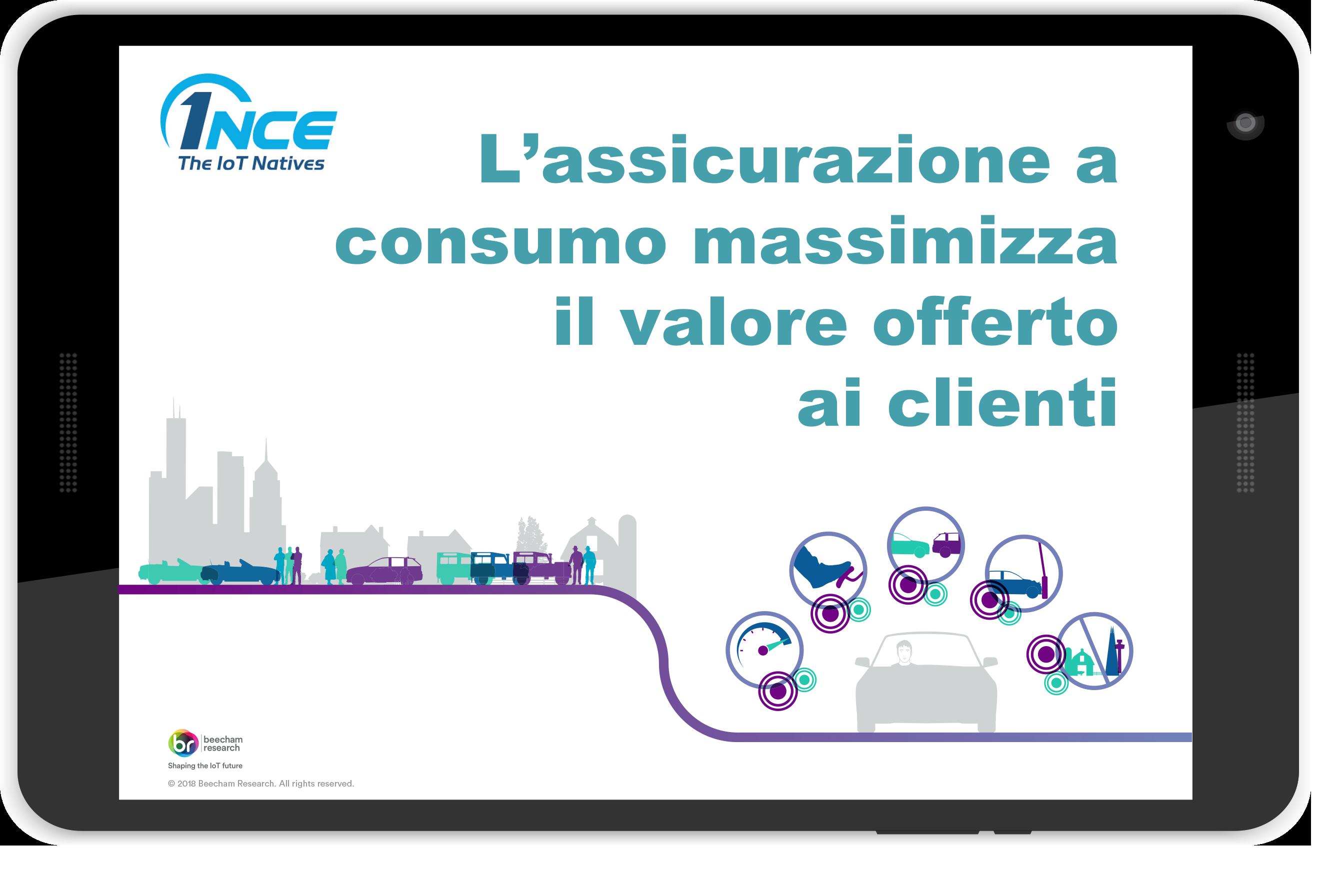 L assicurazione a consumo massimizza il valore offerto ai clienti