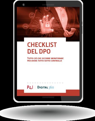 Checklist del DPO